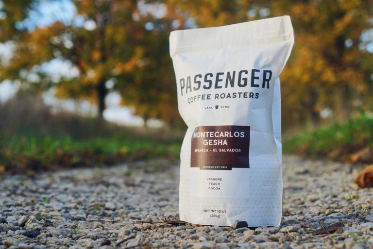 Passenger Coffee // El Salvador Montecarlos Gesha