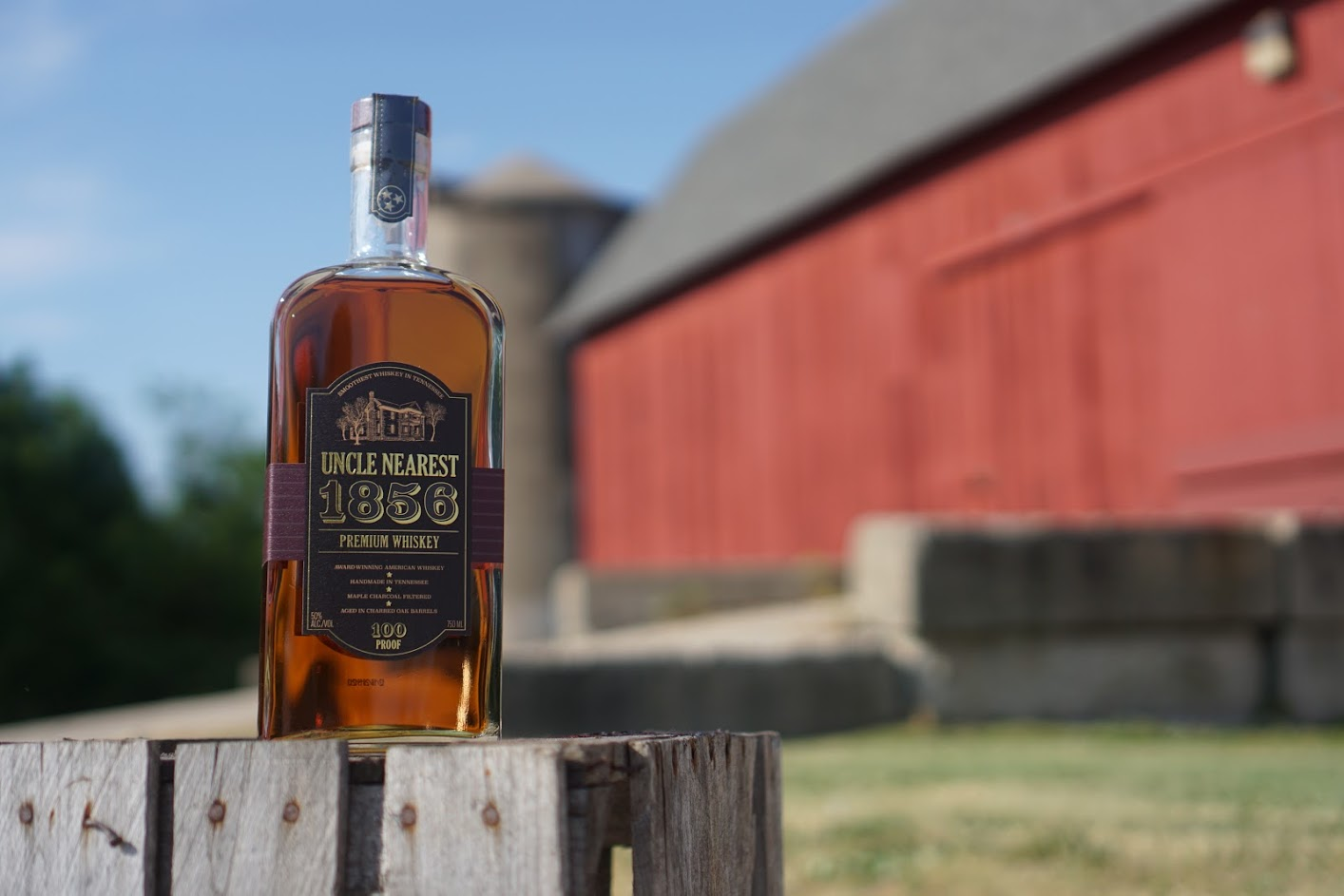 Uncle Nearest 1856: How a Slave Helped Launch America's Most Famous Distillery