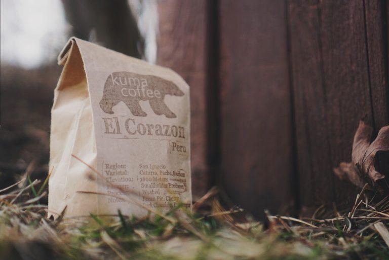 Kuma Coffee // Peru El Corazon