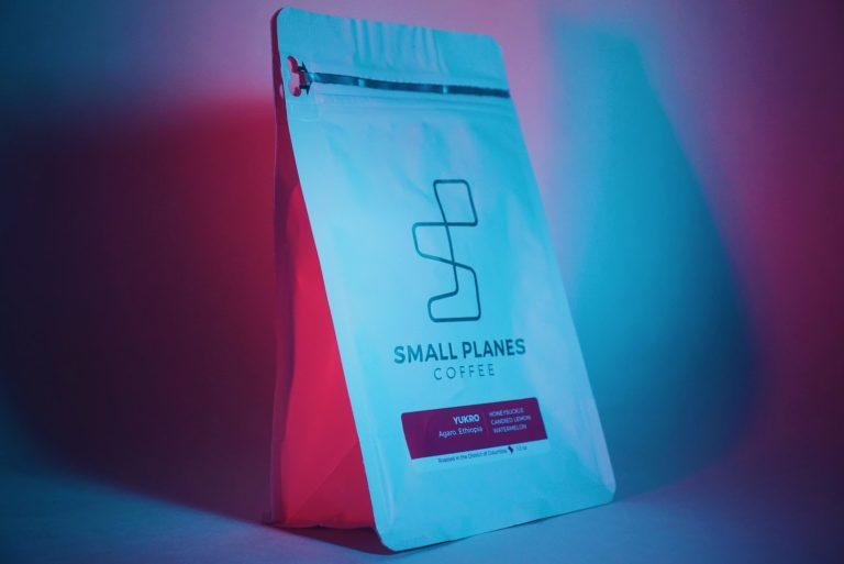 Small Planes Coffee // Ethiopia Yukro
