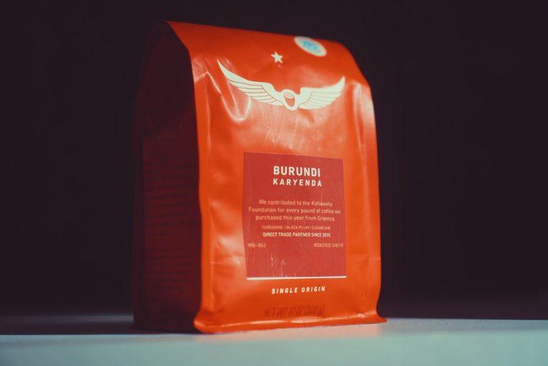 Intelligentsia Coffee // Burundi Karyenda
