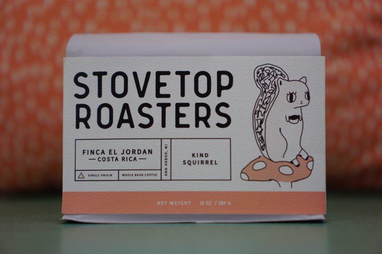 Stovetop Coffee Roasters // Costa Rica Finca El Jordan