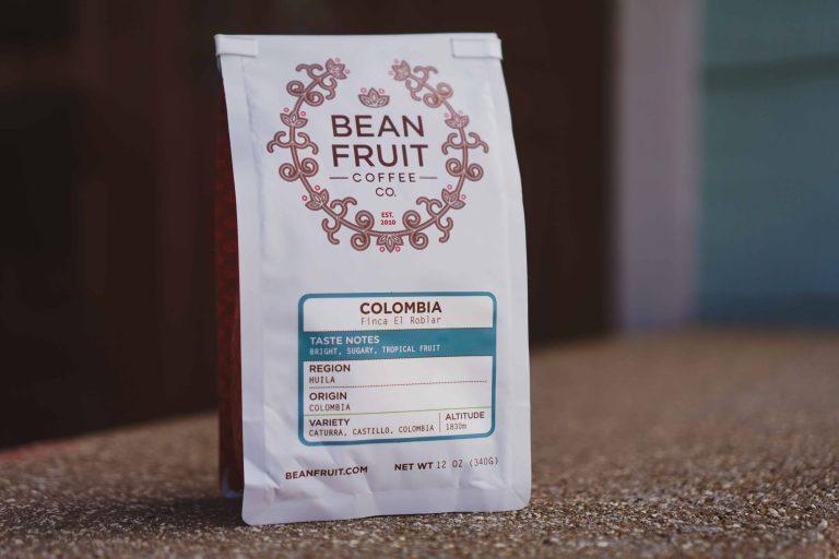 BeanFruit Coffee Company // Colombia Finca El Roblar Microlot