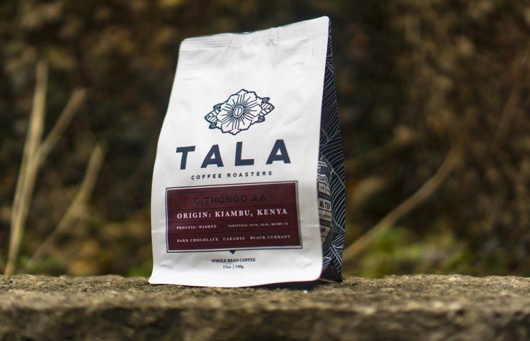 Tala Coffee Roasters // Kenya Githongo AA