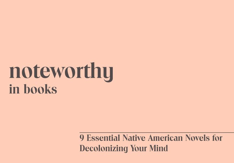 9 Essential Native American Novels for Commemorating Indigenous Peoples Day