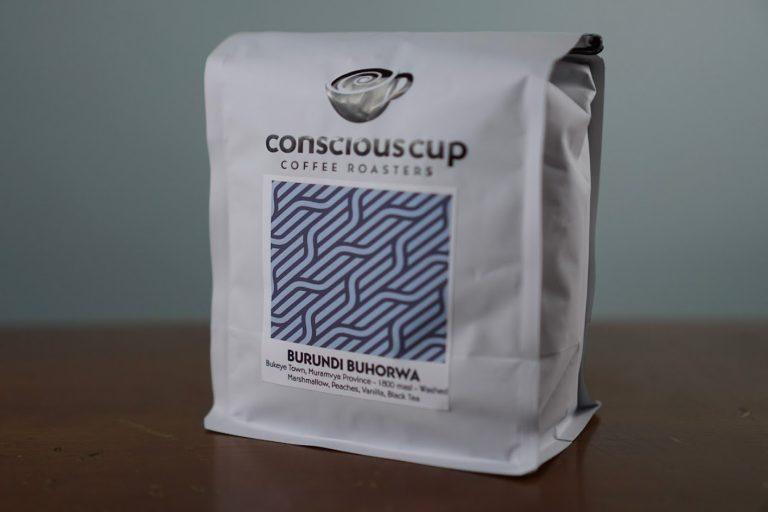 Conscious Cup Coffee Roasters // Burundi Buhorwa