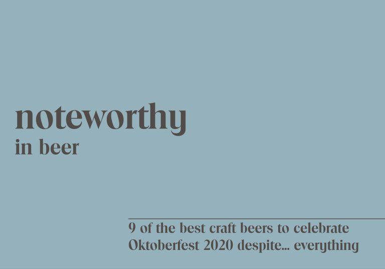 Best Oktoberfest Beers to Celebrate 2020 Despite… Everything