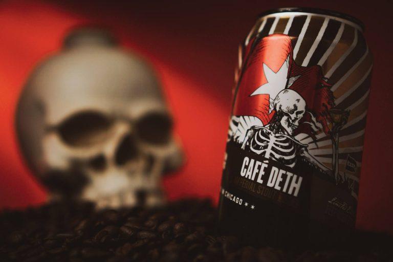 Revolution Brewing // Cafe Deth