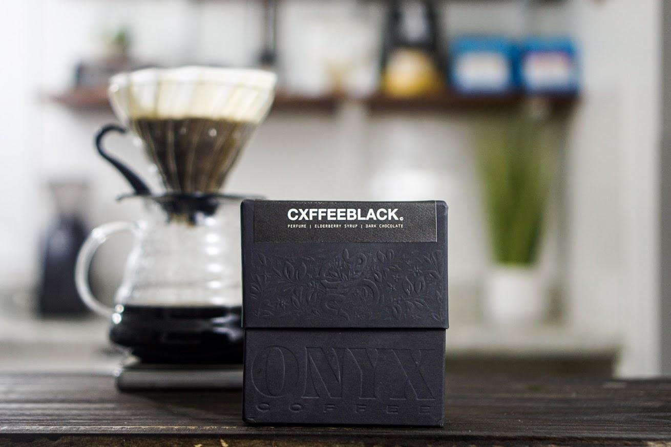 Onyx Coffee Lab // Public Label: Cxffeeblack