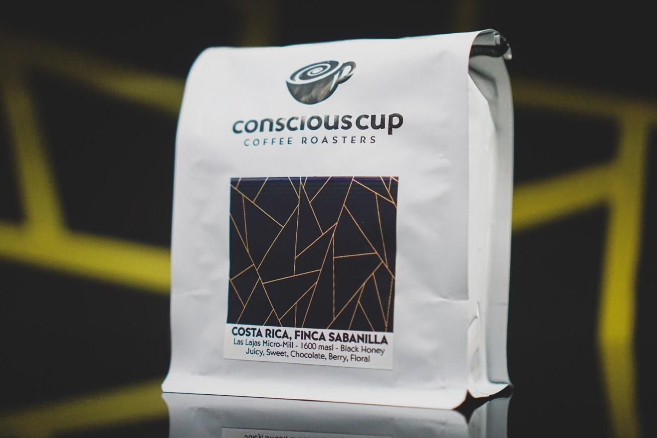 Conscious Cup Coffee Roasters // Costa Rica Finca Sabanilla