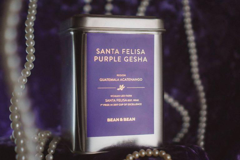 Bean & Bean Coffee Roasters // Guatemala Santa Felisa Purple Gesha